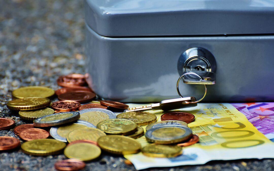 Sparande/utlåningsplan