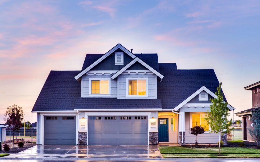 Modell för husköp